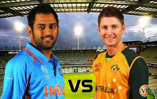 Australia Versus India Cricket Prediction - NAATI expert